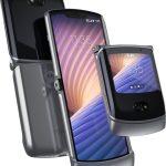 Bekendtgørelse. Motorola RAZR 5G - en clamshell-smartphone til hundrede tusind. Minimum