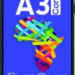 Announcement. Samsung Galaxy A3 Core - a simple smartphone for Africa