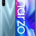 Announcement. Realme Narzo 20A - budget smartphone for the Indian market