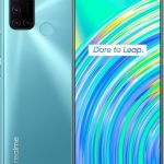 Announcement. Realme C17 - large battery and 90 Hz, inexpensive