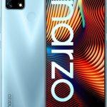 Bekendtgørelse. Realme Narzo 20 - smartphone-batteri til det indiske marked