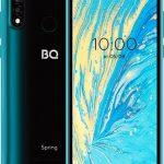 Annonce. BQ 5740G Spring - smartphone de printemps en automne pluvieux