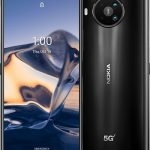 إعلان. Nokia 8 V 5G UW في الخارج