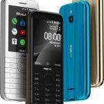 Bekendtgørelse. Trykknaptelefoner Nokia 6300 4G og Nokia 8000 4G (+ priser for Rusland)