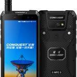 Annonce. Smartphone fou Conquest S19. Imageur thermique, communications par satellite et tout le reste