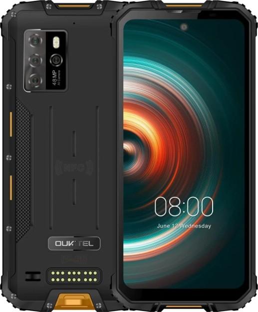 متأخر. ضخمة ثقيلة وعرة Oukitel WP10 5G