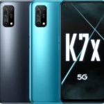 Ανακοίνωση. Το OPPO K7x 5G είναι το δίδυμο ενός από τα Realme