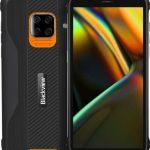 Taki-meddelelse. Blackview BV5100 Pro - robust smartphone med professionel stregkodescanner