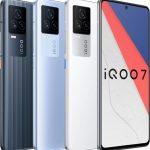 Анонс. Vivo iQOO 7 - найпотужніший і самий бистрозаряжающихся смартфон
