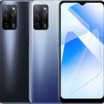Annonce. OPPO A55 5G - un premier smartphone un peu étrange sur Dimensity 700