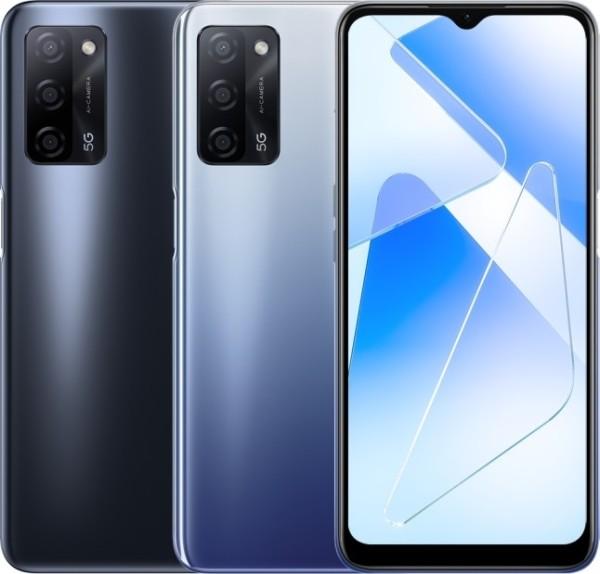 Ανακοίνωση. OPPO A55 5G - ένα μικρό παράξενο πρώτο smartphone στο Dimensity 700