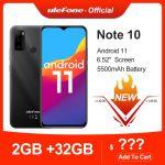 Bekendtgørelse. Ulefone Note 10 - Modern Go Edition