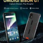 הַכרָזָה. UMIDIGI Bison GT - סמארטפון סופרביסון