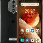 Annonce. Blackview BV6600 - une voiture blindée pour smartphone à faible consommation avec NFC et une super batterie