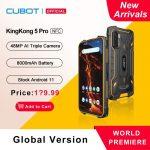Félhirdetés. Cubot KingKong 5 Pro - valami biztonsággal, NFC-vel és őrült akkumulátorral