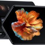 Aankondiging. Smartphone-tablet Xiaomi Mi Mix Fold. Flexibel, duur