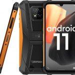 Aankondiging. Ulefone Armor 8 Pro - een goedkope gepantserde smartphone met NFC