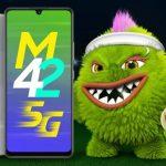 Közlemény. Samsung Galaxy M42 5G - A Galaxy A42 indiai példánya