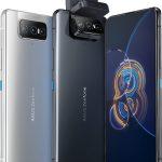 إعلان. ASUS Zenfone 8 Flip هو هاتف رائد ضخم مزود بكاميرا PTZ ثلاثية